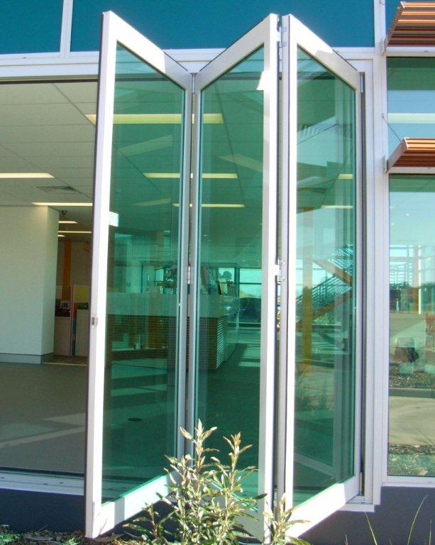 Timber & Aluminium Multi-Fold Doors